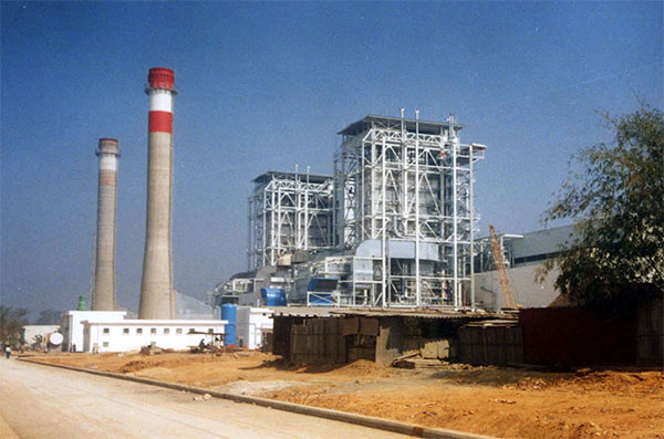 1. Raujan Power station.