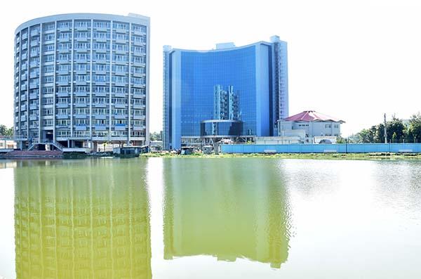 1. Sheikh Hasina Software Technology Park