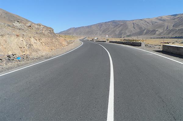 1.Carec Corridor 6, Ayni Panjakent Rd