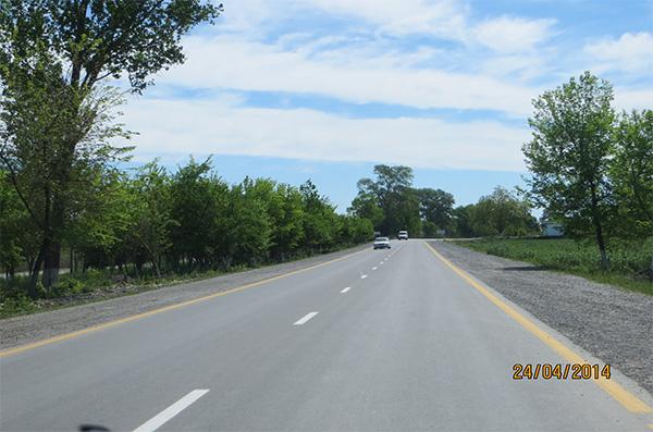 1.Mughanli-Yevlakh Road
