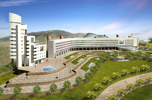 3. Archman Hospital Turkmenistan