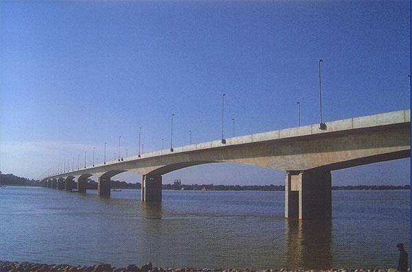 Pic 1. Bhairab Bridge