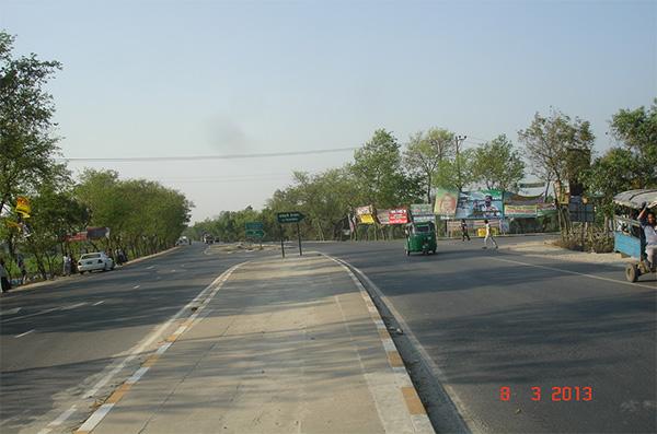Pic 1. Jamuna Bridge Access rd