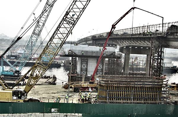 Pic 1. KMG Bridges