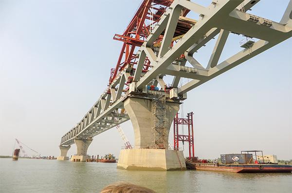 Pic 1. Padma Bridge