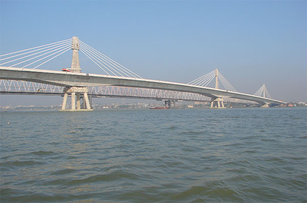 Pic 1. Shah Amanat Bridge